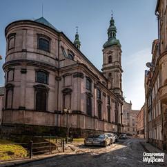 Nysa - okolice Rynku Solnego