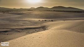 Rezerwat przyrody wydmy Corralejo