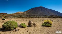 Treking w kalderze Teide