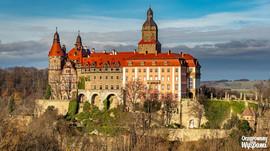 Wałbrzych - Zamek Książ