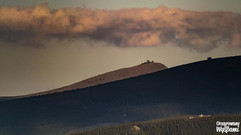 Śnieżka - widok ze Szklarskiej Poręby