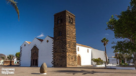 Miasteczko La Oliva