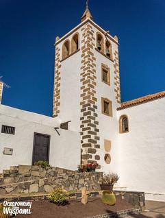 Kościół w Betancuria