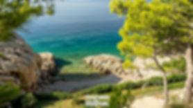 oczarowany wyspami chorwacja dalmacja ma