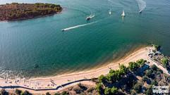Plaża Colentum