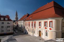 Opole - fragment starego miasta