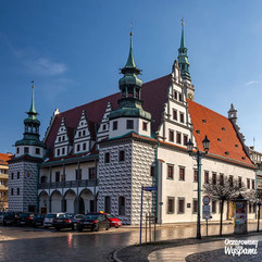 Brzeg - Rynek - Ratusz