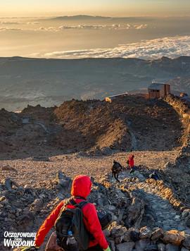 Treking na Teide
