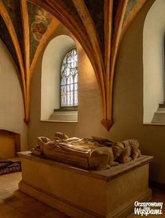 Opole - kaplica grobowa Piastów