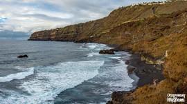 Klify i plaże północnej Teneryfy