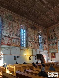 Małujowice - wnętrze kościoła