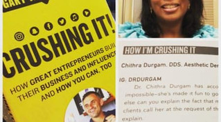 Dr. Chithra Durgam - Dentists are fun