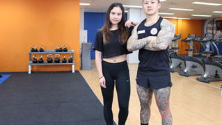 Personal Trainers share their story