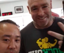 Lucas Browne - Staying positive is key!