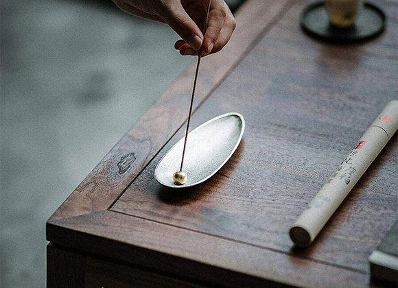 Ceramic Incense Plate