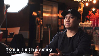 Tona Invathong - Green Peppercorn (Owner & Restaurateur)