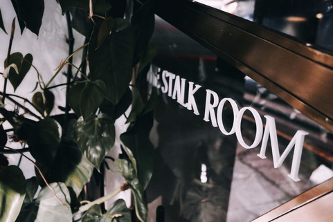 FEATURE POST: THE STALK ROOM