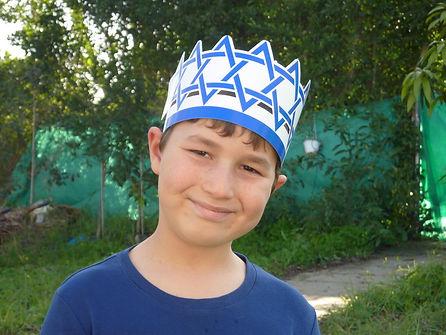 GOOLGOOLS THE KING DAVID CROWN ARGOPRO