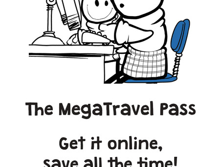 Year 6 - Applying for your Megatravel pass