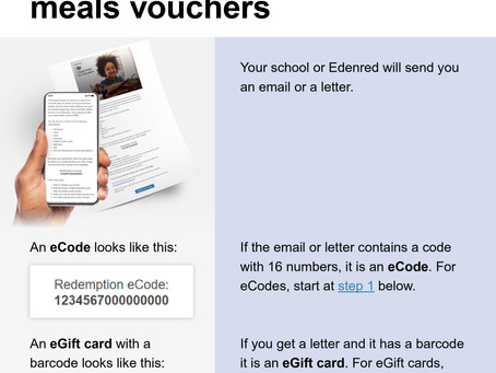 A parent's guide to downloading your FSM vouchers