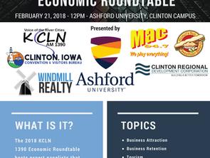 2018 Economic Roundtable Replay