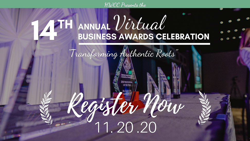 14th Annual business Awards Celebration