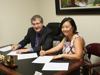 Strategic Alliance memorandum with U.S Small Business Administration