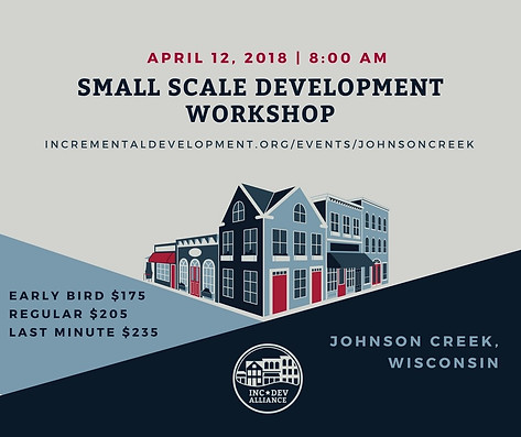 Small Scale Development Workshop