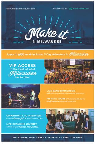 Make it in Milwaukee