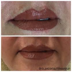 Tattooed Lips