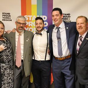 PFLAG Canada York Region Stand Proud Gala