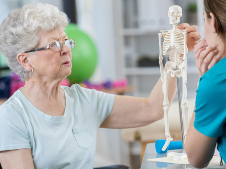 How Exercise can improve 6 Human Body Systems for older adults.