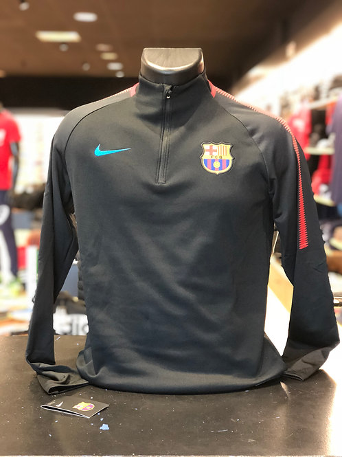 Sweat 1/2 zip FCB