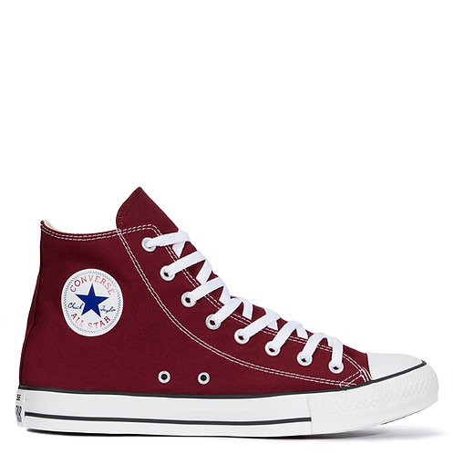 Chuck Taylor All Star Classic High Top Maroon