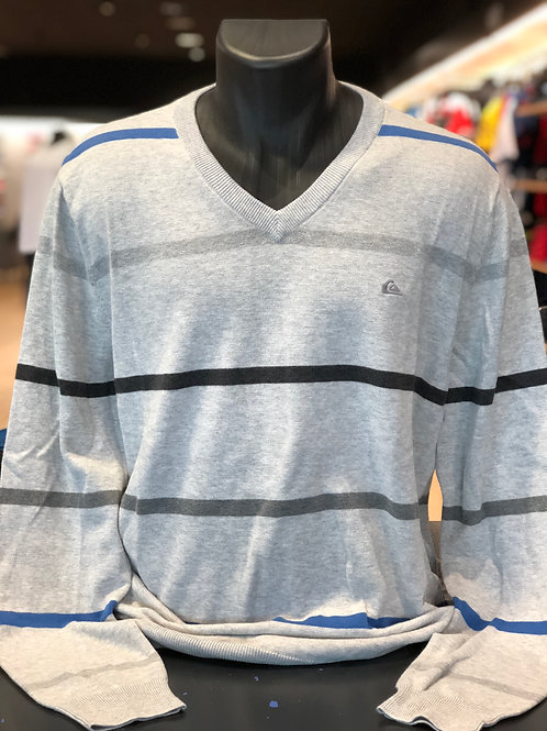 Pull col V Quiksilver