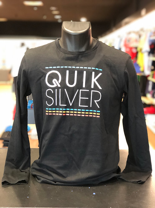 Tee-shirt manches longues Quiksilver