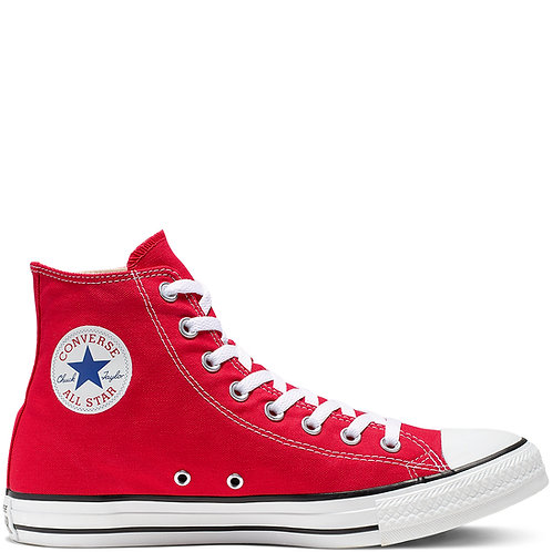 Chuck Taylor All Star Classic High Top Red