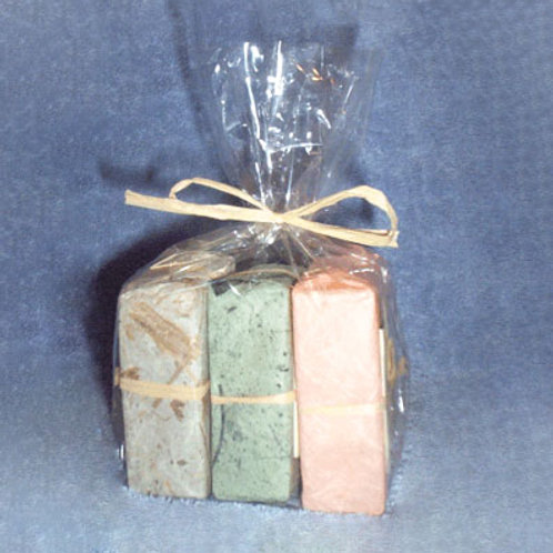 Wrapped Soap Gift Set