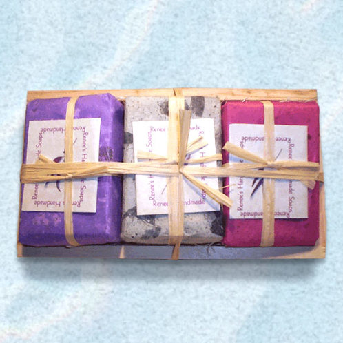 Wooden Crate Gift Set