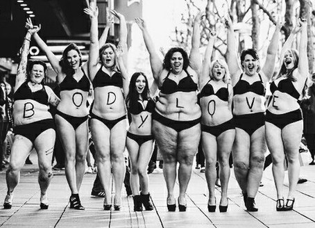 Guess What Happens When You Genuinely Love Your Body