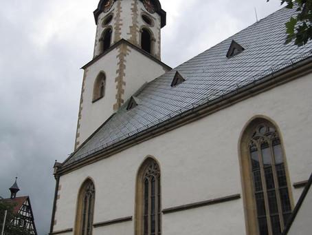 Pfullinger Geschichten – Die Glocken der Martinskirche