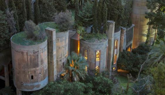Home of Ricardo Bofill