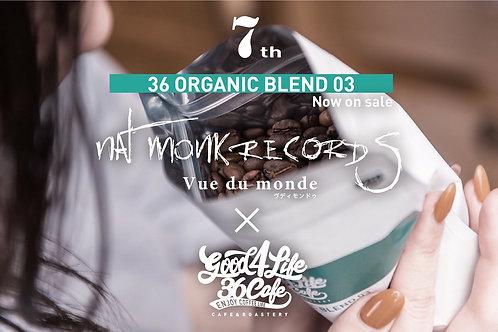 36 ORGANIC BLEND (オーガニックコーヒー)