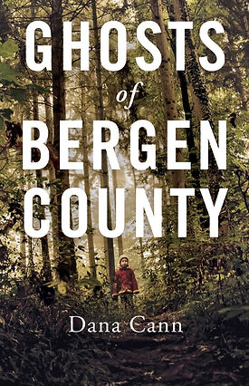 Ghosts of Bergen County, by Dana Cann, from Tin House Books