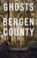 Ghosts of Bergen County, a novel by Dana Cann, published by Tin House Books, April 2016