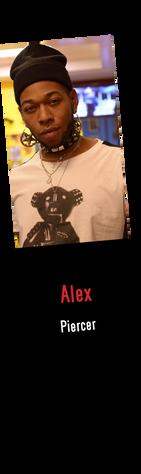 Alex Piercer