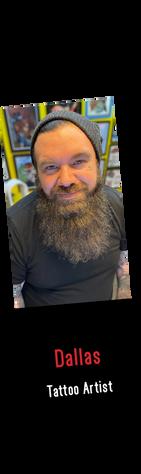 Dallas Tattoo Artist