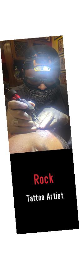 Rock Tattoo Artist