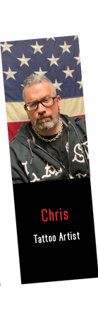Chris Tattoo Artist