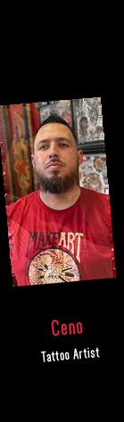 Ceno Tattoo Artist
